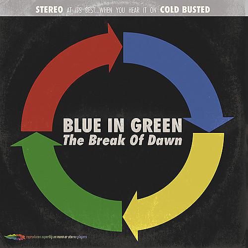 Alliance Blue in Green - Break Of Dawn thumbnail