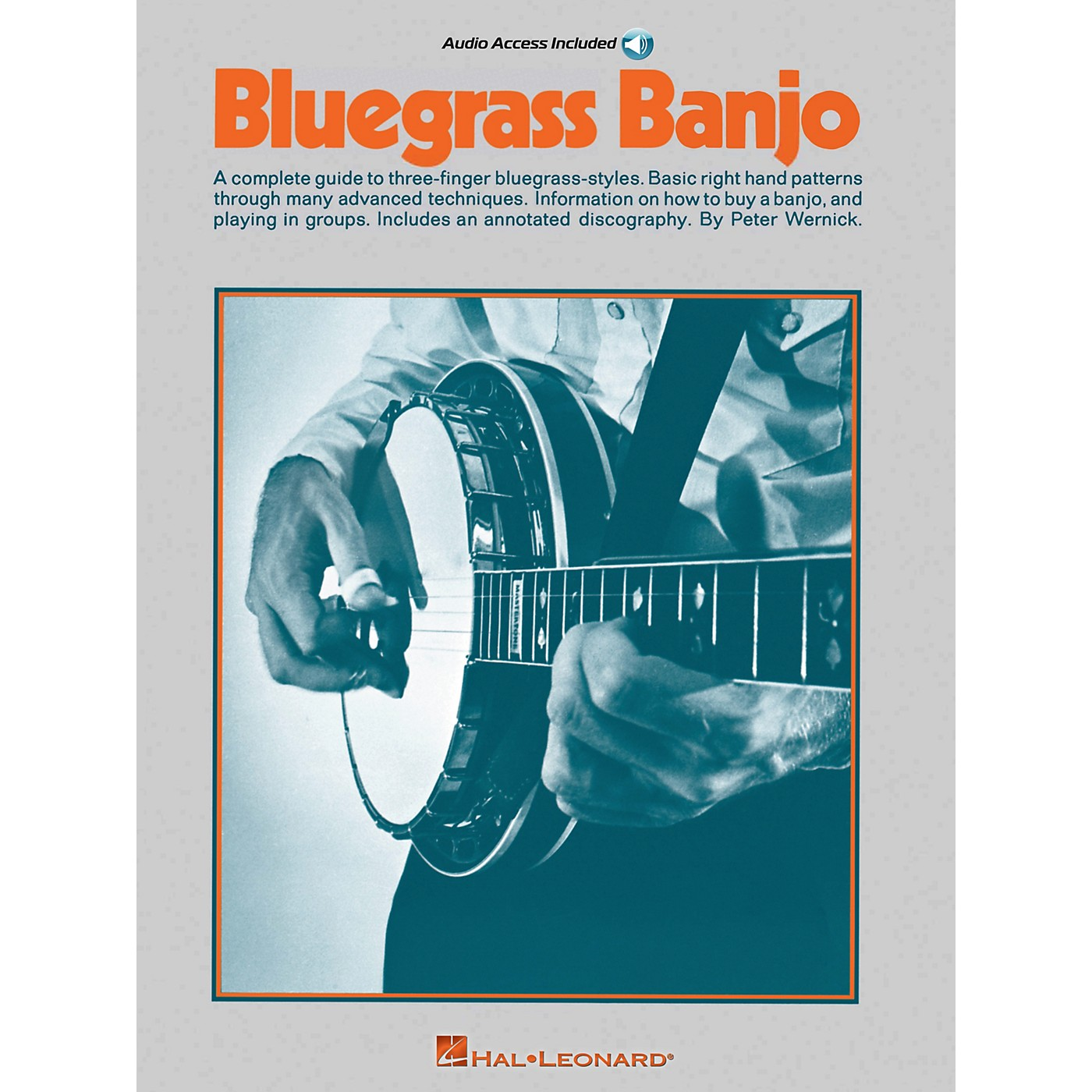 Music Sales Bluegrass Banjo Music Sales America Series Softcover with CD thumbnail