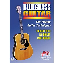 Specialty Music Productions Bluegrass Guitar - Flat Picking Guitar Techniques (DVD)