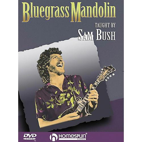 Homespun Bluegrass Mandolin (DVD)-thumbnail