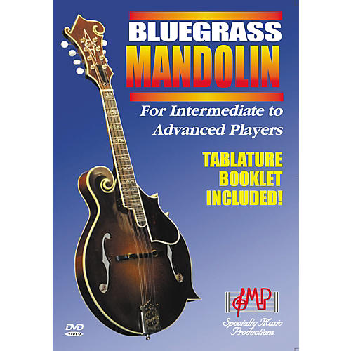 Specialty Music Productions Bluegrass Mandolin Intermediate to Advanced (DVD) thumbnail