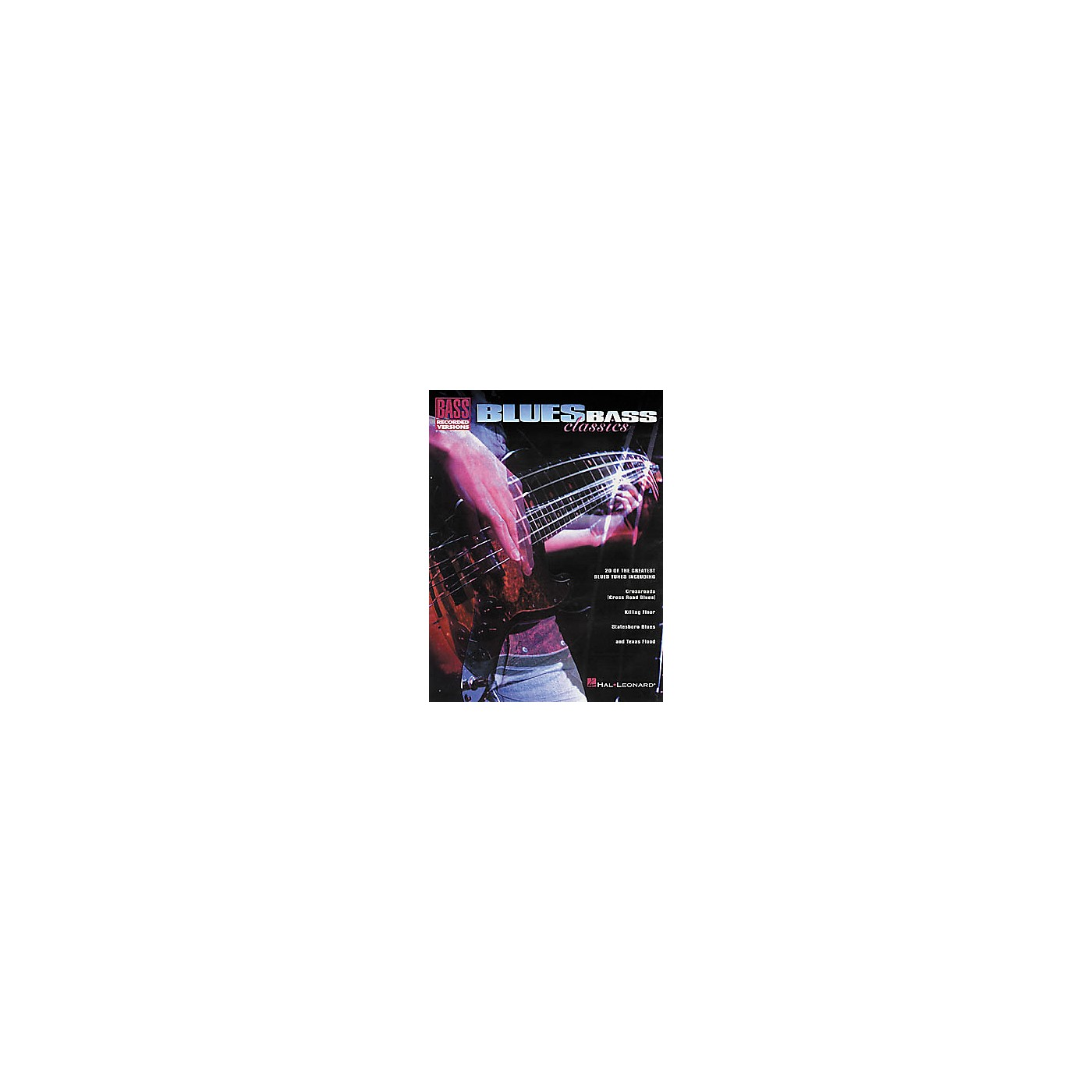 Hal Leonard Blues Classics Bass Tab Book thumbnail