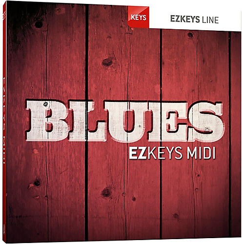 Toontrack Blues EZKeys MIDI Expansion thumbnail