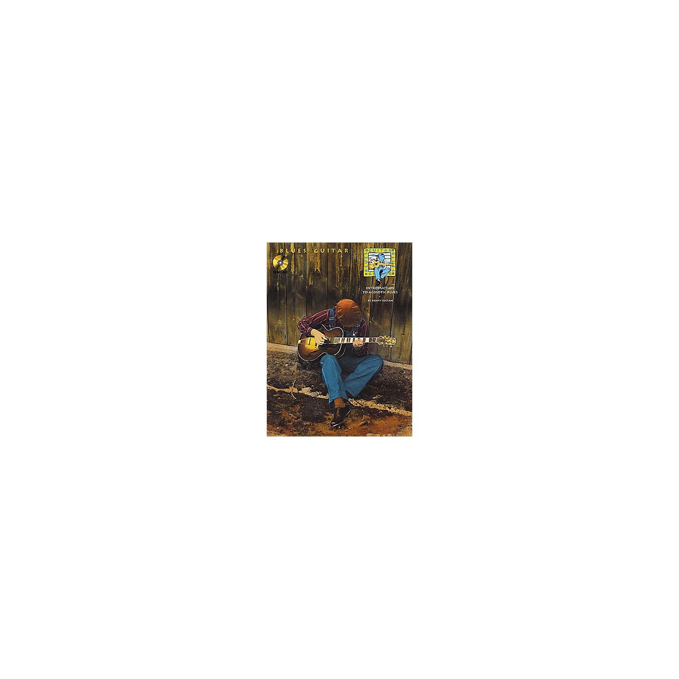 Centerstream Publishing Blues Guitar (Book/CD) thumbnail