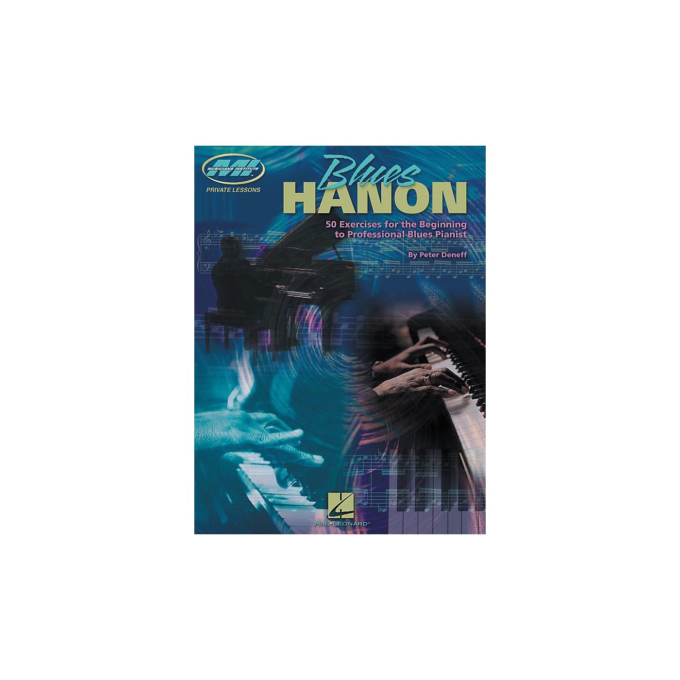 Hal Leonard Blues Hanon Keyboard Book thumbnail