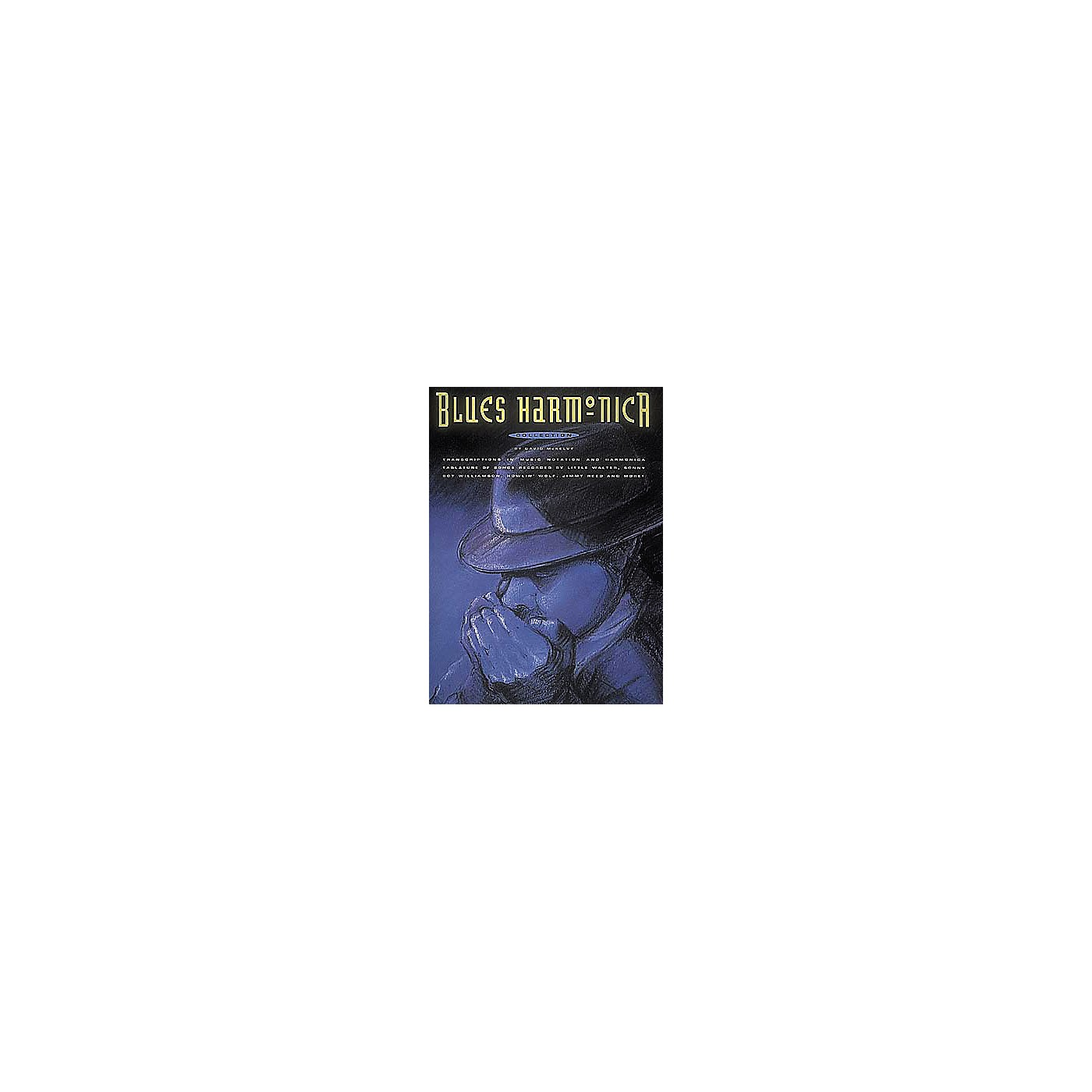 Hal Leonard Blues Harmonica Collection Songbook thumbnail
