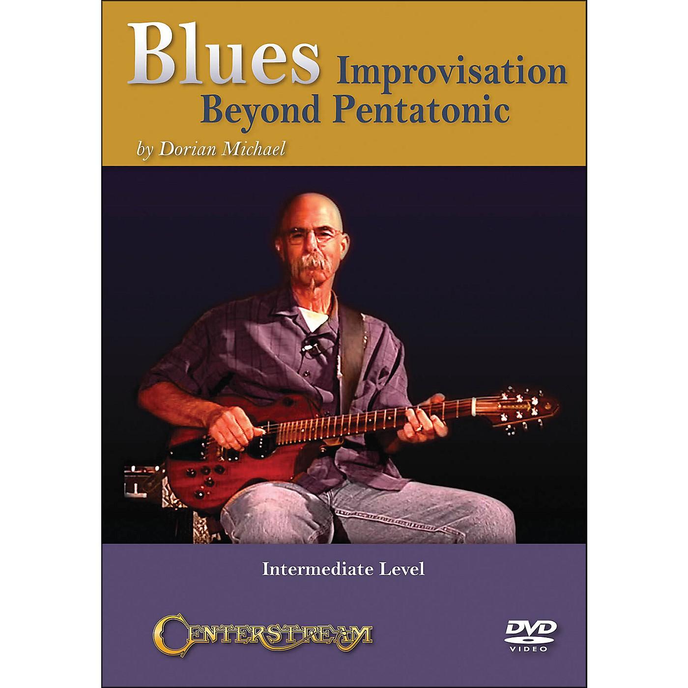 Centerstream Publishing Blues Improvisation- Beyond Pentatonic (DVD) thumbnail