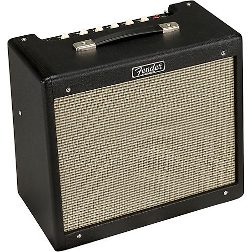 Fender Blues Junior IV 15W 1x12 Tube Guitar Combo Amplifier thumbnail