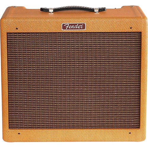 Fender Blues Junior Lacquered Tweed 15W 1x12 Combo thumbnail