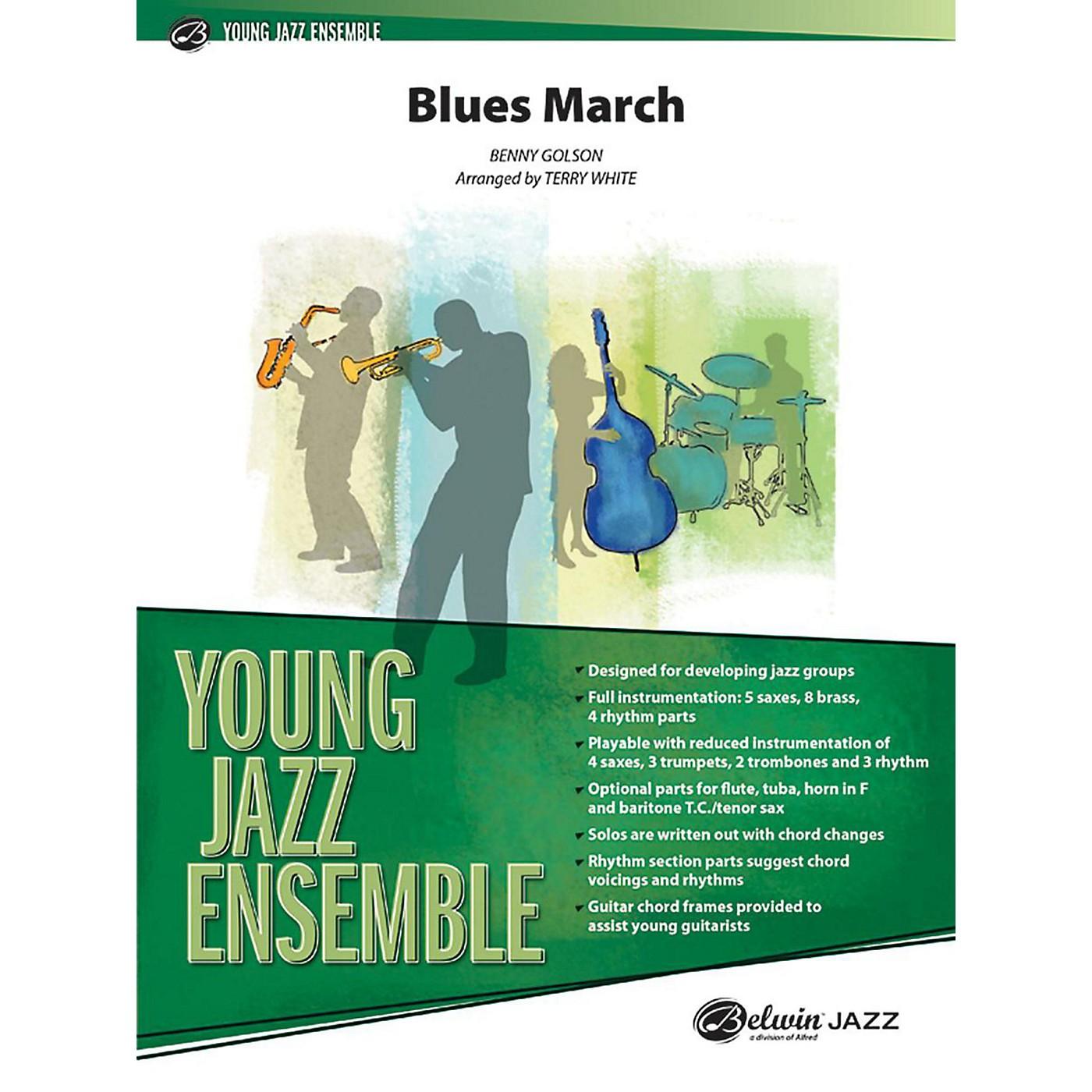 Alfred Blues March Jazz Band Grade 2 Set thumbnail