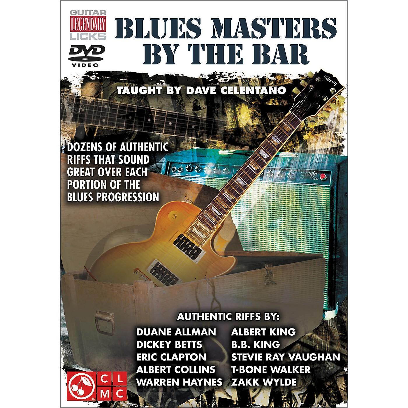 Cherry Lane Blues Masters By The Bar (DVD) thumbnail