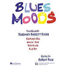 Lee Roberts Blues Moods Pace Piano Education Series Softcover Composed by Rosemary Barrett Byers