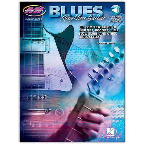 Hal Leonard Blues Rhythm Guitar - MI Series (Book/Online Audio) thumbnail