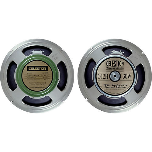 Celestion Blues/Rock 2x12 Speaker Set-thumbnail