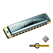SEYDEL Blues SOLIST PRO 12 STEEL Harmonica