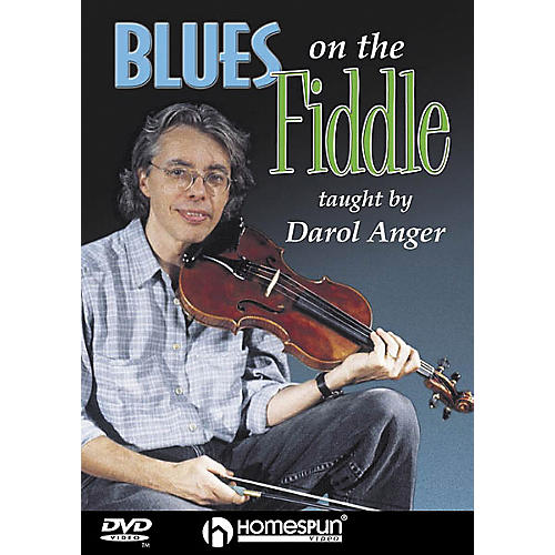 Homespun Blues on the Fiddle (Book/DVD) thumbnail