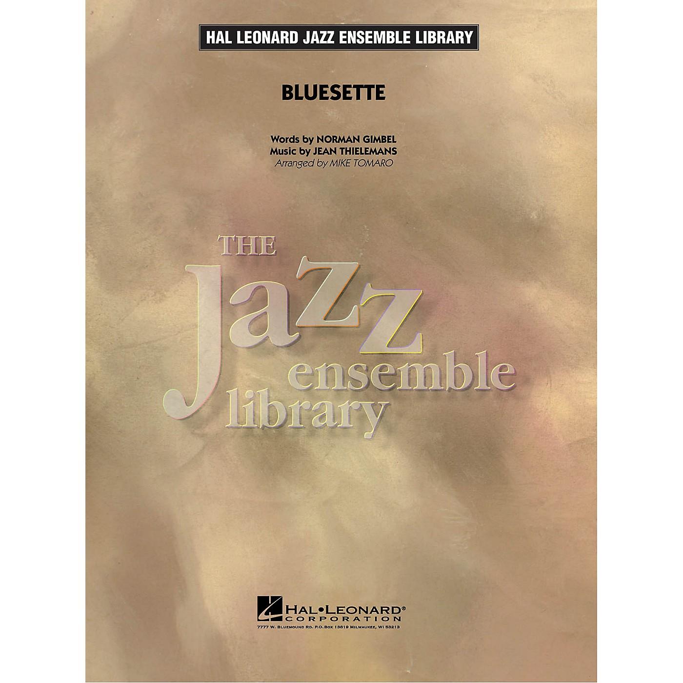 Hal Leonard Bluesette Jazz Band Level 4 Arranged by Mike Tomaro thumbnail