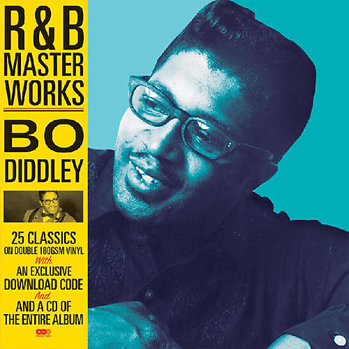 Alliance Bo Diddley - 25 Classics thumbnail
