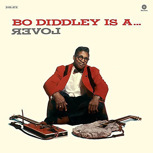 Alliance Bo Diddley - Is a Lover thumbnail
