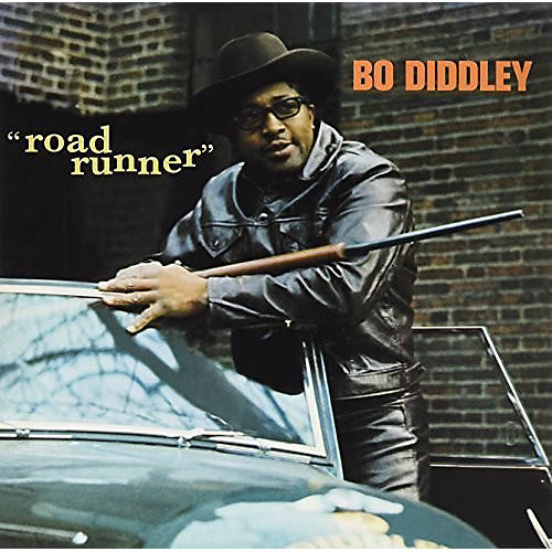 Alliance Bo Diddley - Road Runner + 2 Bonus Tracks thumbnail