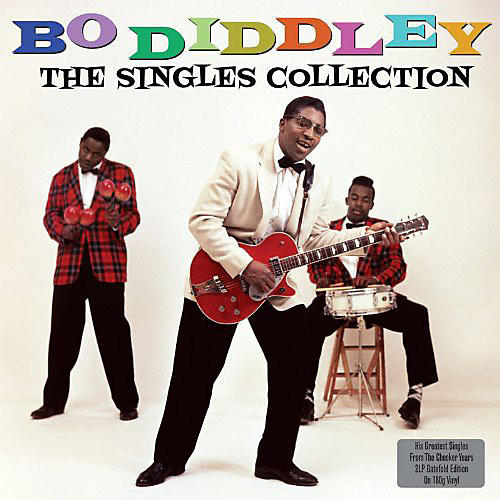 Alliance Bo Diddley - Singles Collection thumbnail