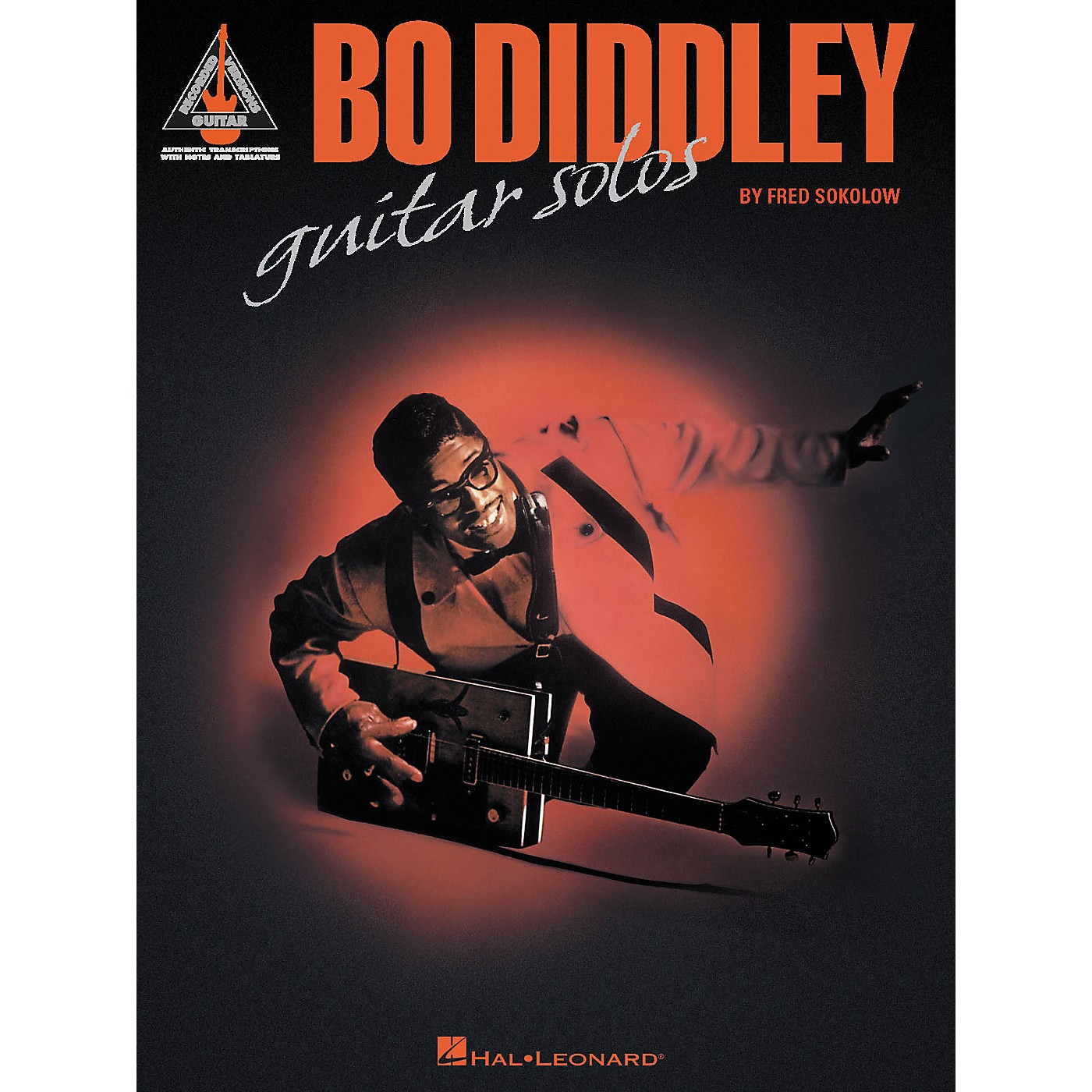 Hal Leonard Bo Diddley Guitar Solos - Guitar Tab Songbook thumbnail