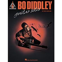 Hal Leonard Bo Diddley Guitar Solos - Guitar Tab Songbook