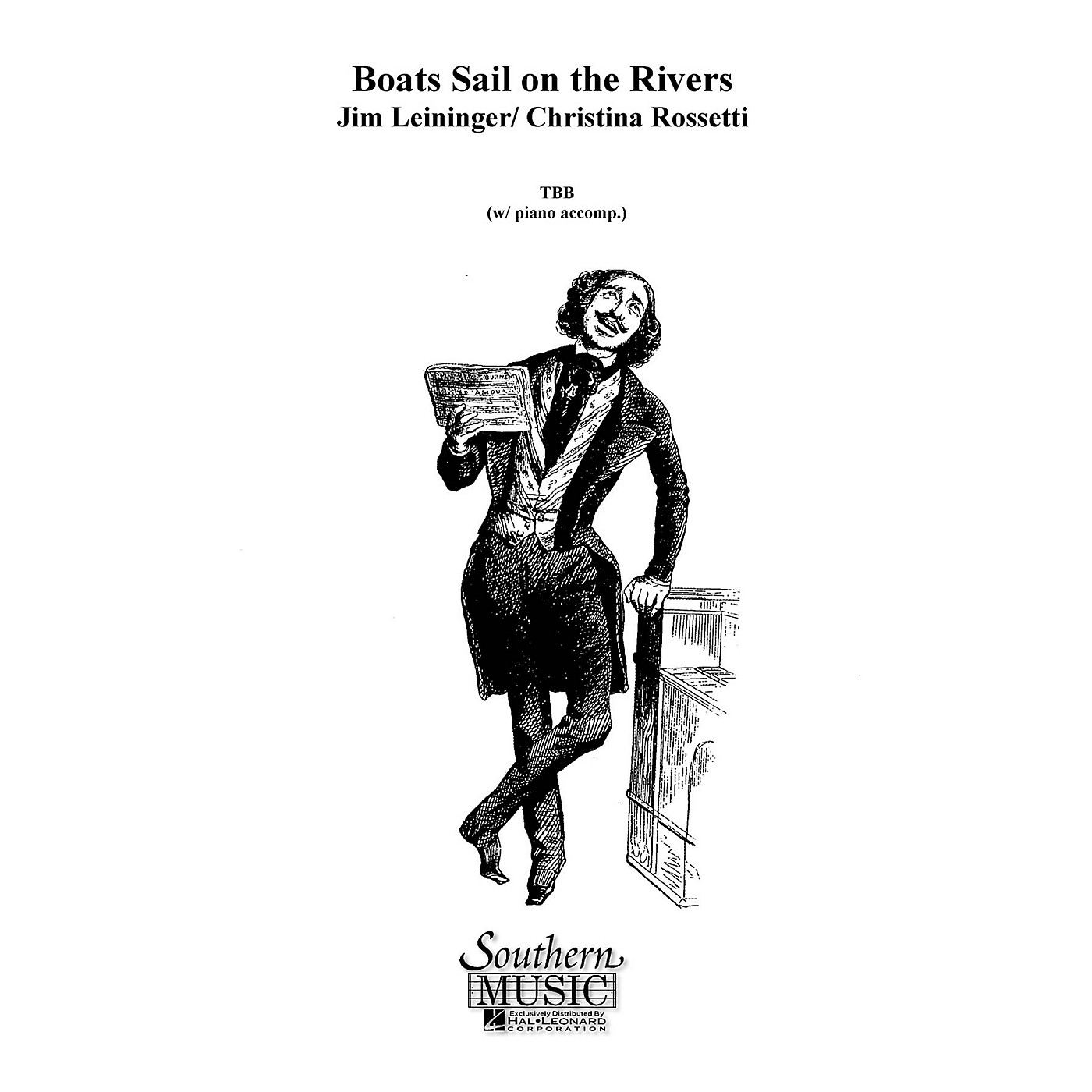 Southern Boats Sail on the Rivers TBB Composed by Jim Leininger thumbnail