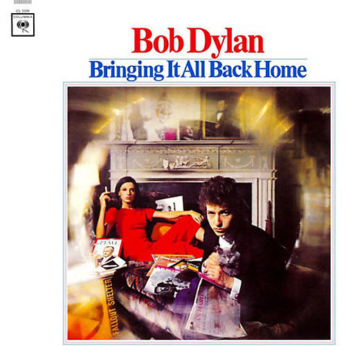 Alliance Bob Dylan - Bringing It All Back Home thumbnail