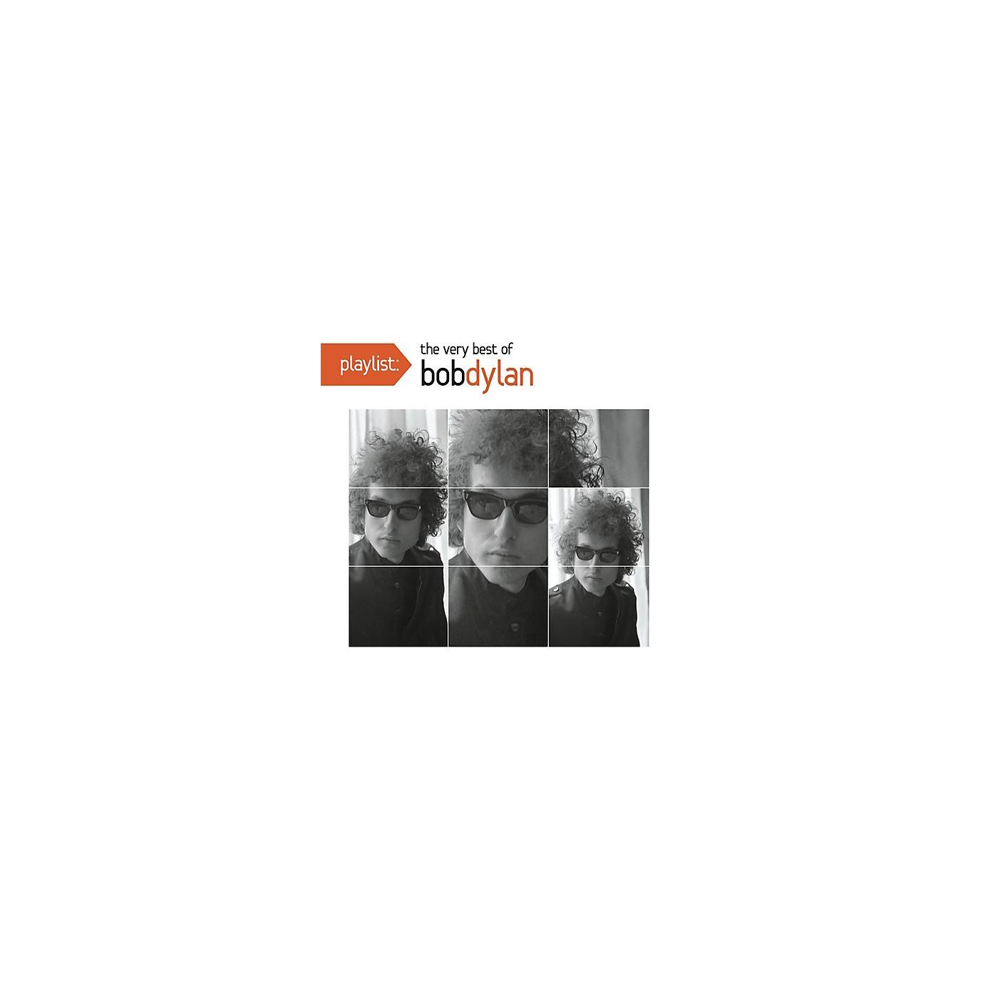Alliance Bob Dylan - Playlist: Very Best of (CD) thumbnail
