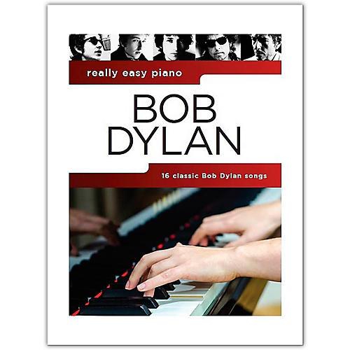 Music Sales Bob Dylan - Really Easy Piano thumbnail