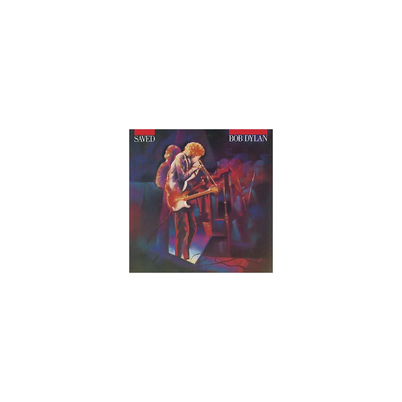 Alliance Bob Dylan - Saved thumbnail