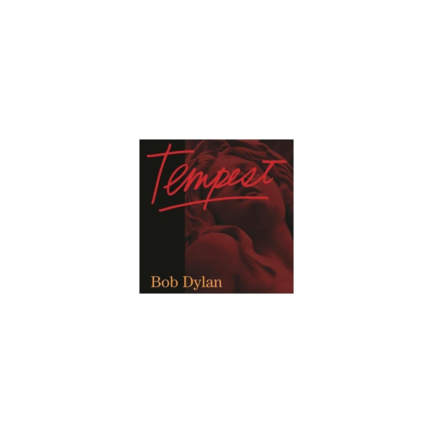 Alliance Bob Dylan - Tempest [2LP/1CD] thumbnail