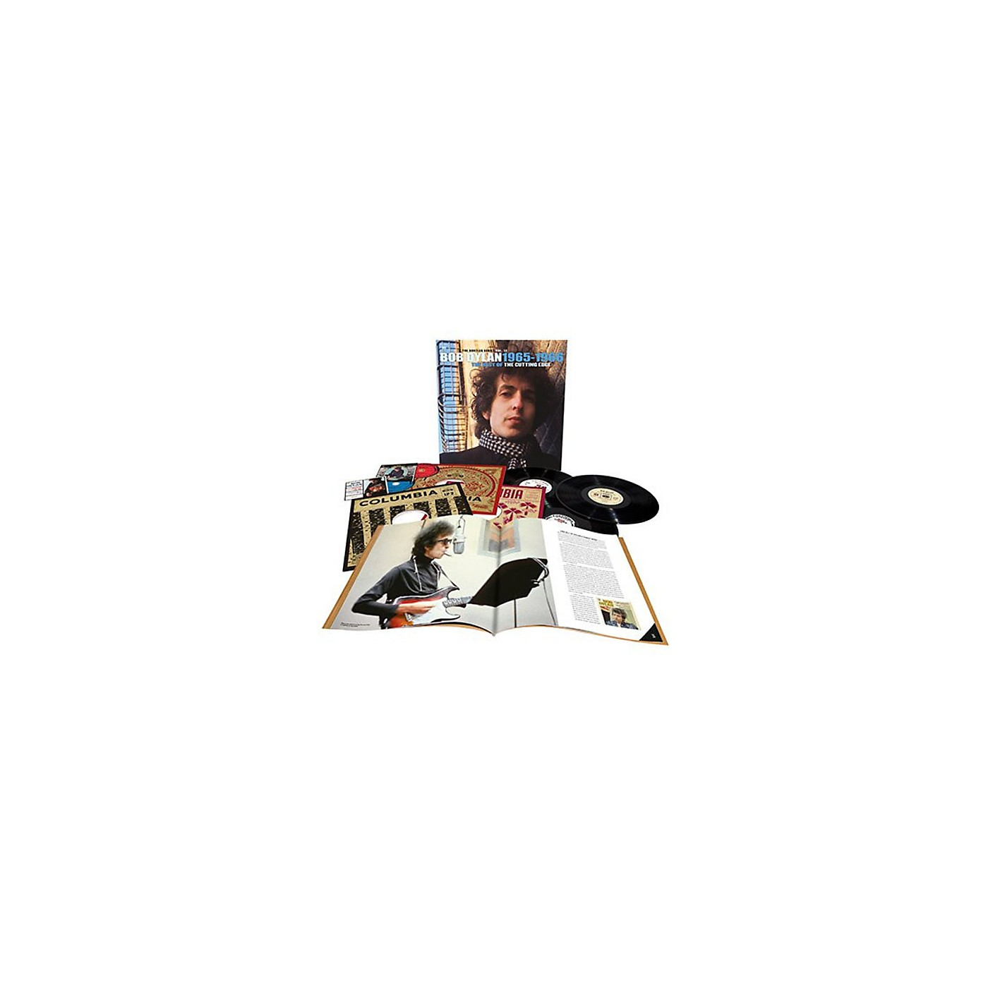 Alliance Bob Dylan - The Best Of The Cutting Edge 1965-1966: The Bootleg Series, Vol. 12 thumbnail
