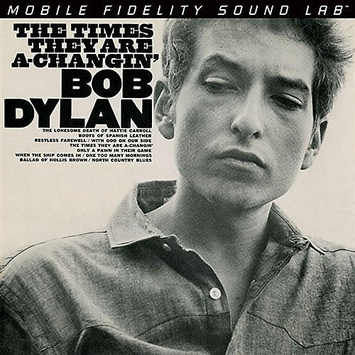 Alliance Bob Dylan - The Times They Are A-Changin thumbnail