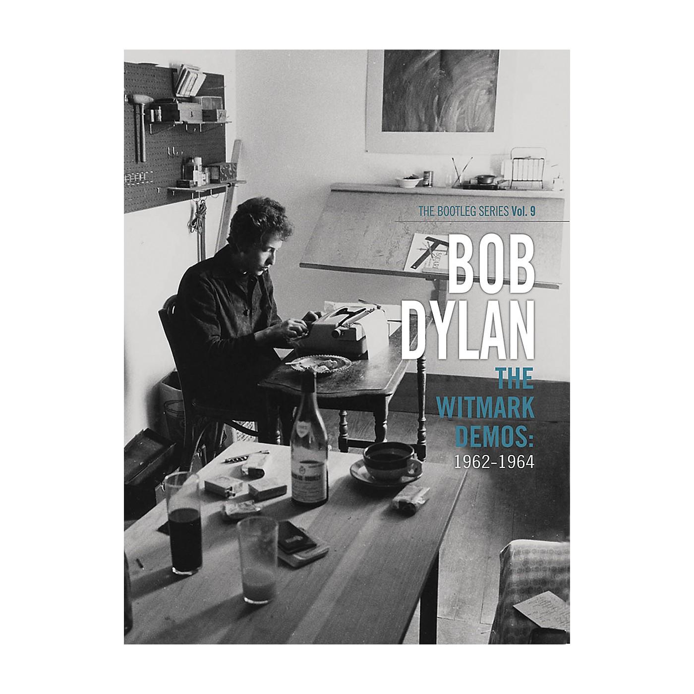 Music Sales Bob Dylan - The Witmark Demos thumbnail