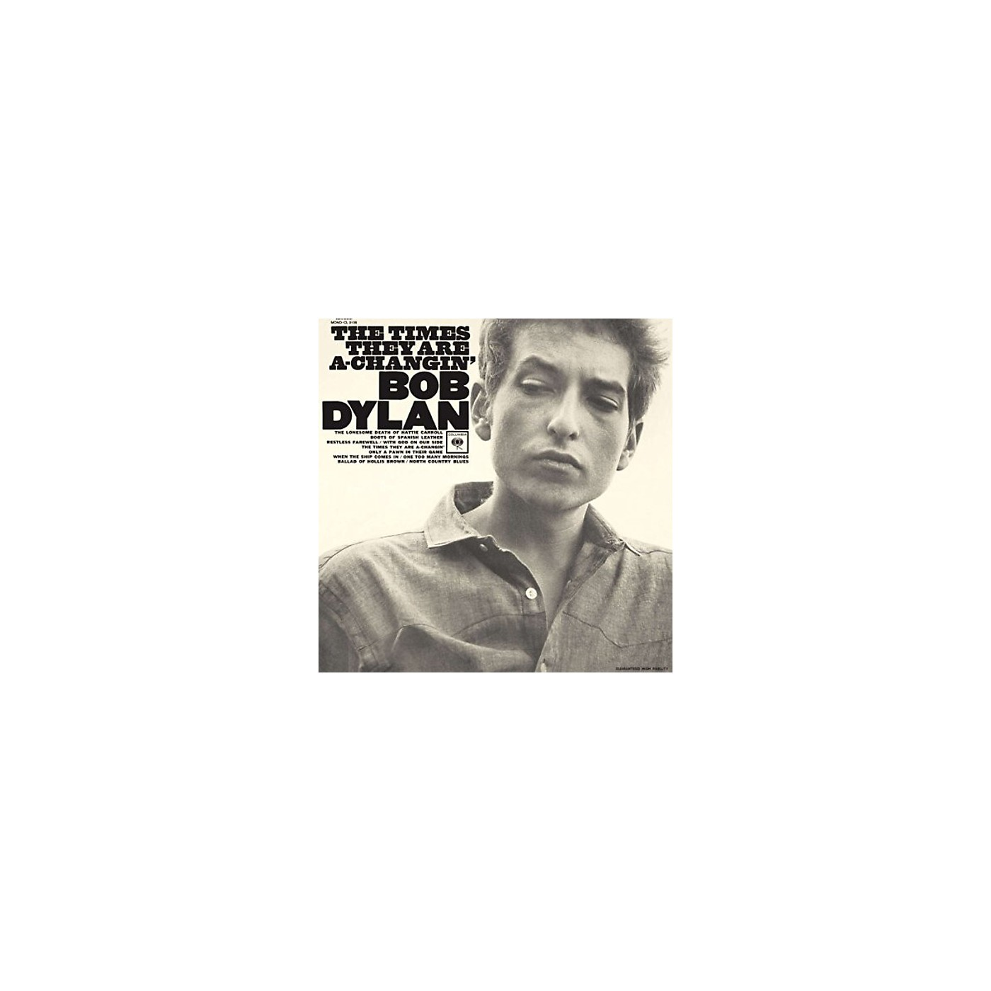 Alliance Bob Dylan - Times They Are A Changin thumbnail