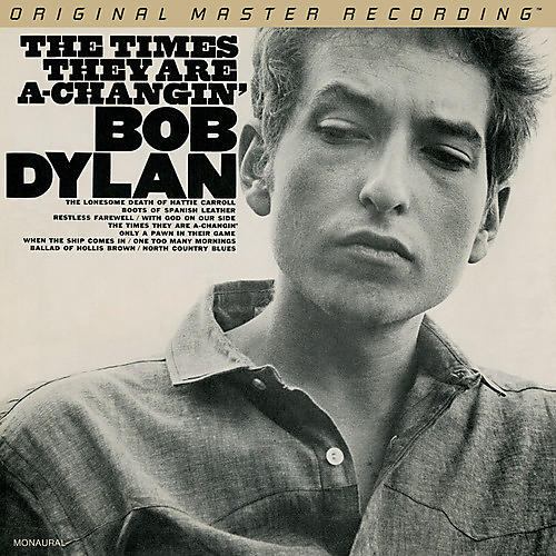 Alliance Bob Dylan - Times They Are A-changin' thumbnail