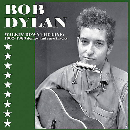 Alliance Bob Dylan - Walkin' Down The Line: 1962-1963 Demos & Rare thumbnail