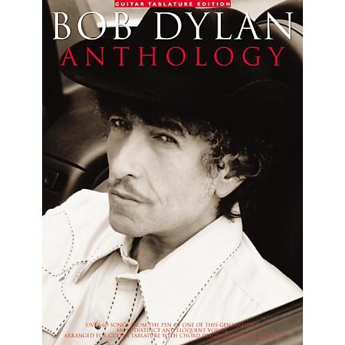 Music Sales Bob Dylan Anthology Guitar Tab Songbook-thumbnail