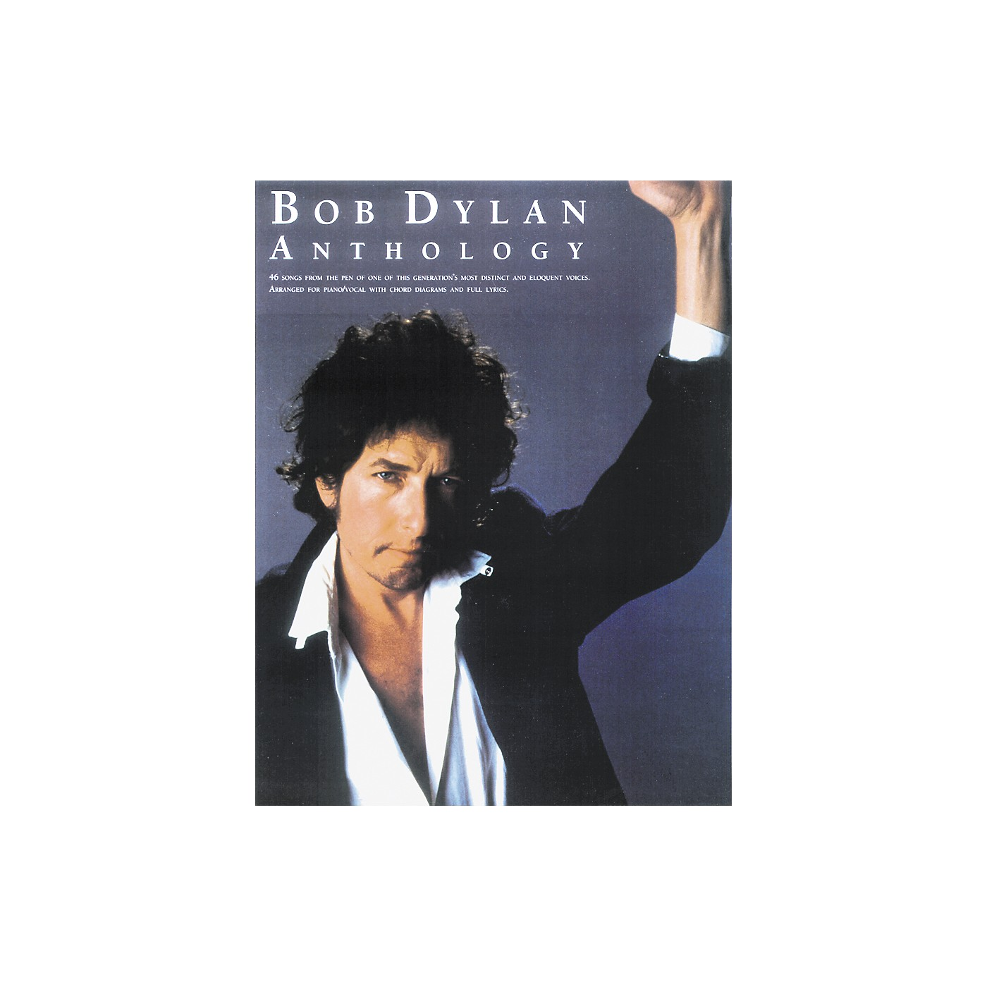 Music Sales Bob Dylan Anthology thumbnail