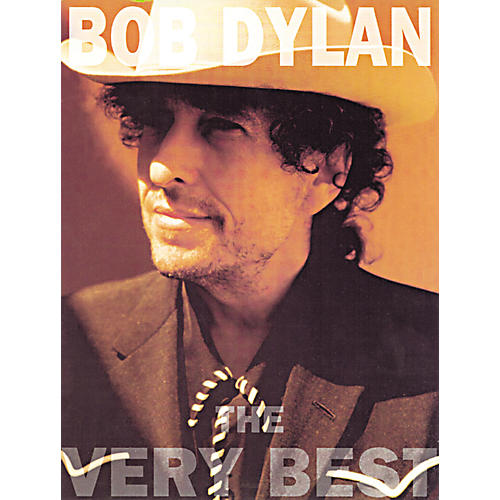 Music Sales Bob Dylan: The Very Best thumbnail