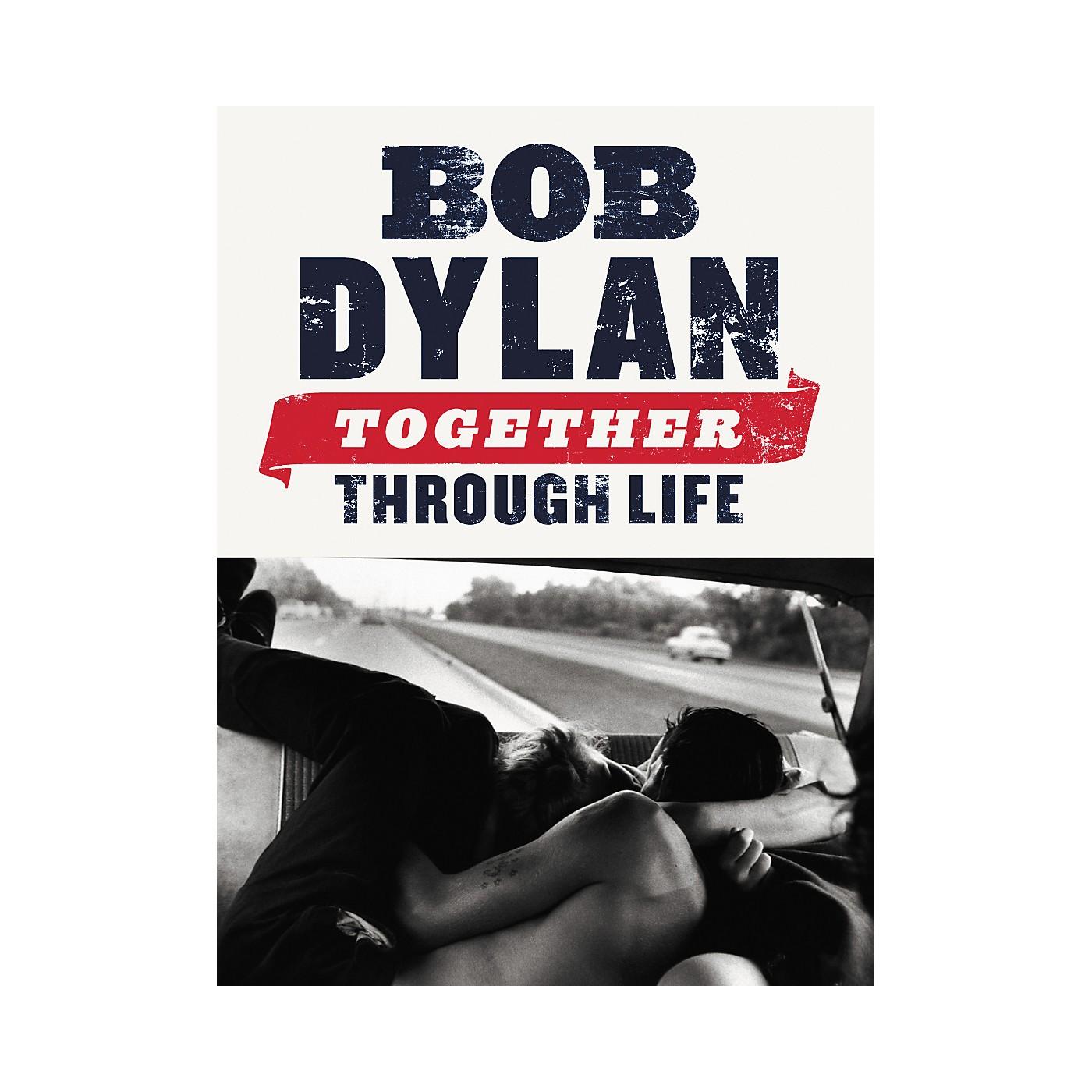 Music Sales Bob Dylan: Together Through Life (Piano, Vocal, Guitar Book) thumbnail