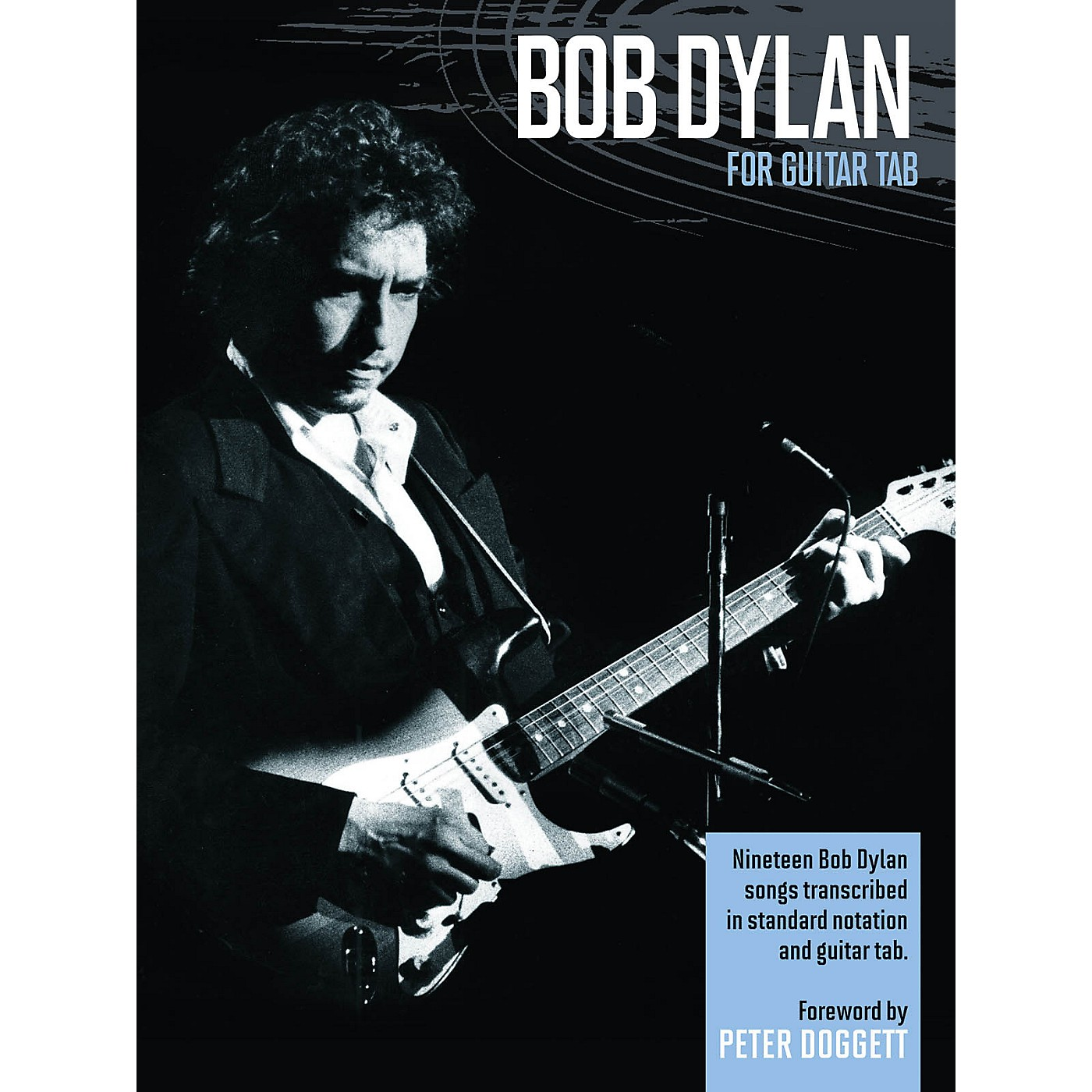 Music Sales Bob Dylan for Guitar Tab Guitar Recorded Version Series Softcover Performed by Bob Dylan thumbnail