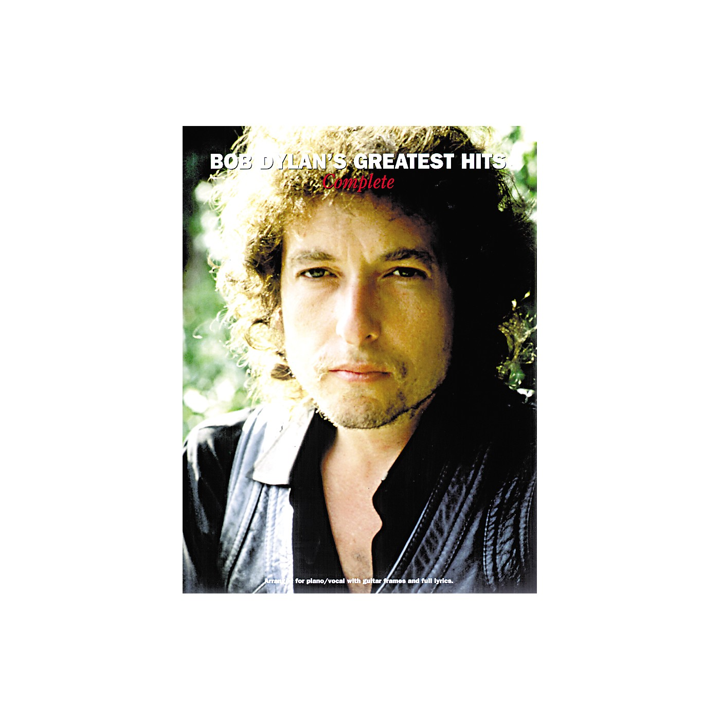 Music Sales Bob Dylan's Greatest Hits: Complete thumbnail