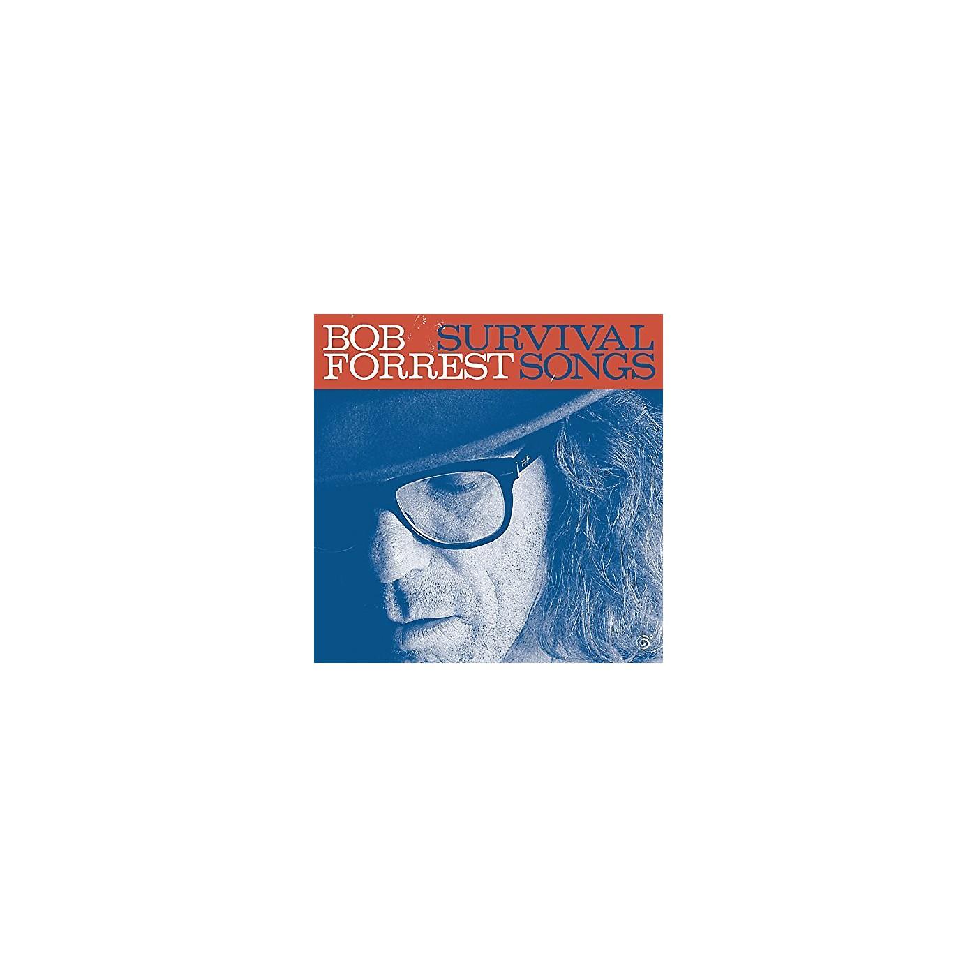 Alliance Bob Forrest - Survival Songs thumbnail