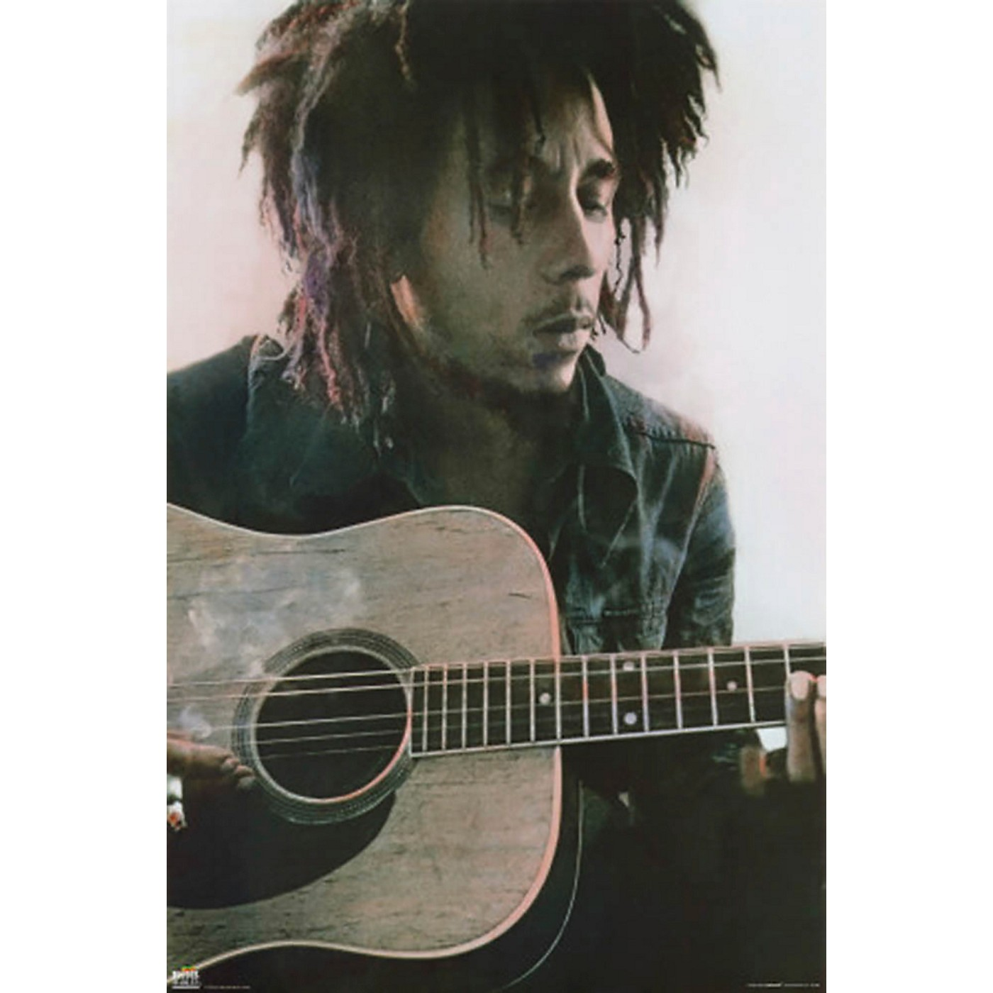 Hal Leonard Bob Marley - Acoustic - Wall Poster thumbnail