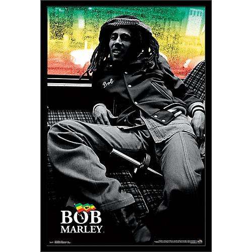 Trends International Bob Marley - Lounge Poster thumbnail