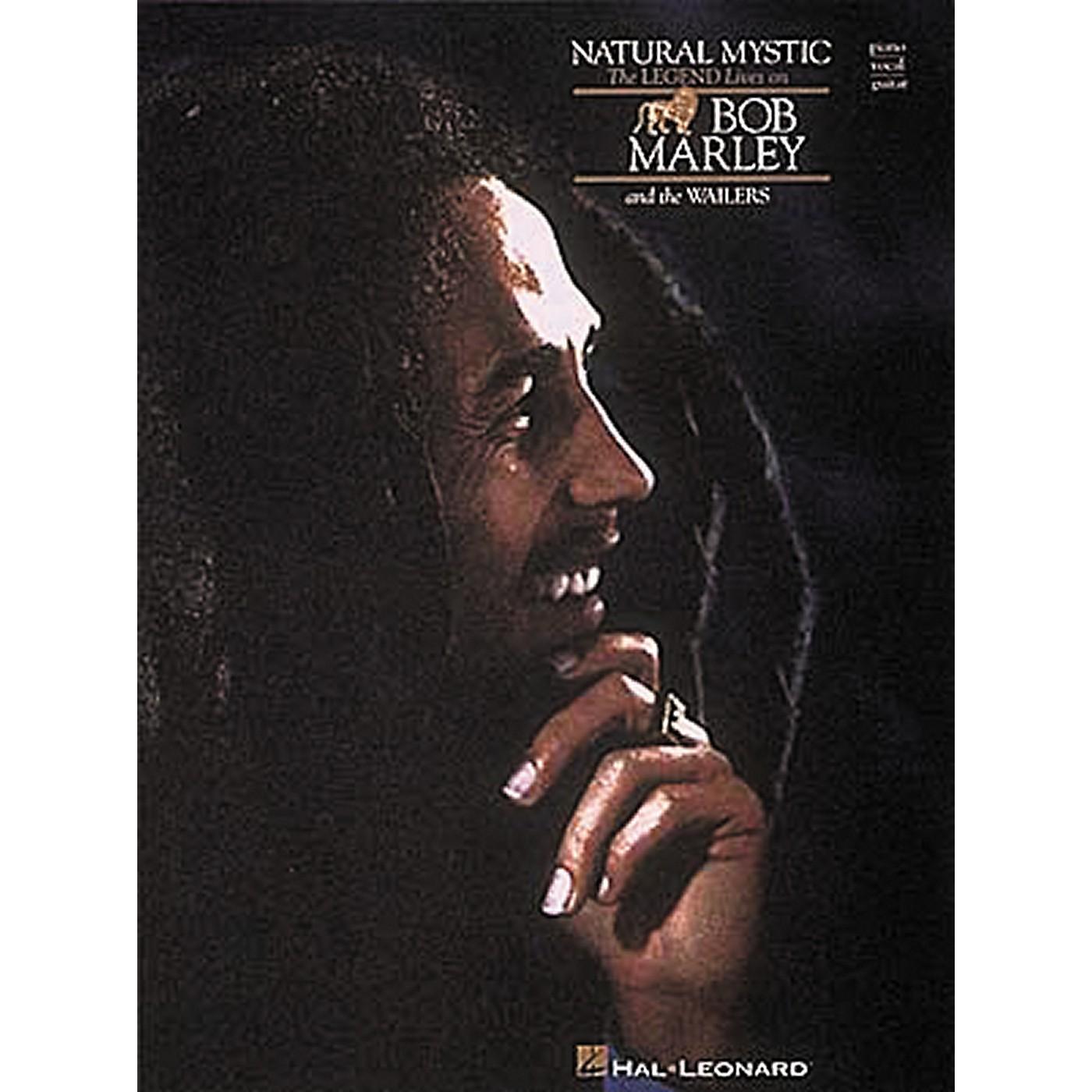 Hal Leonard Bob Marley - Natural Mystic Piano, Vocal, Guitar Songbook thumbnail