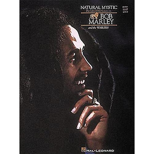 Hal Leonard Bob Marley - Natural Mystic Piano, Vocal, Guitar Songbook-thumbnail